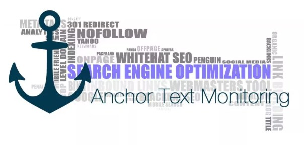 Anchor text monitoring