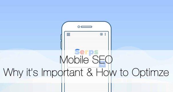 Mobile Website SEO