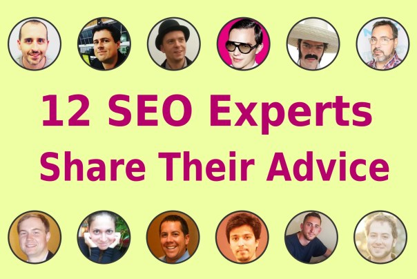 SEO Experts share their advice