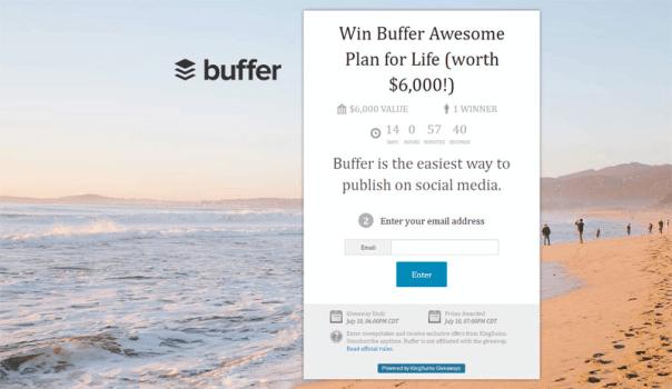 buffer contest