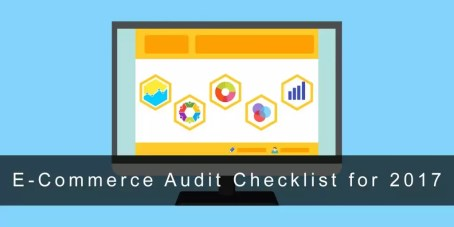 ecommerce audit checklist