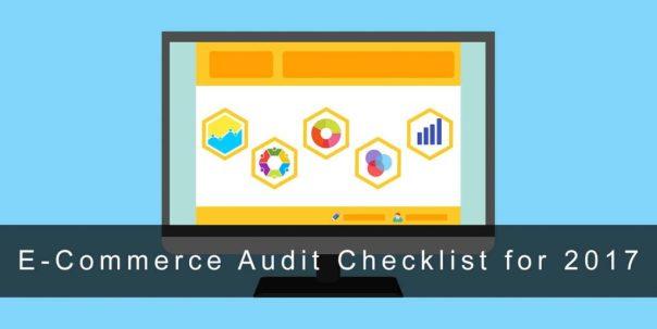 E-Commerce Audit Checklist