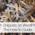 How to add Rich Snippets to WordPress in 2 Minutes – The Secret Sauce