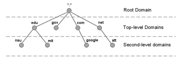 what is a root domain