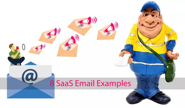 saas email examples