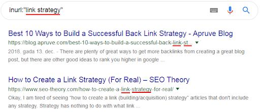 inurl google search operators cheatsheet