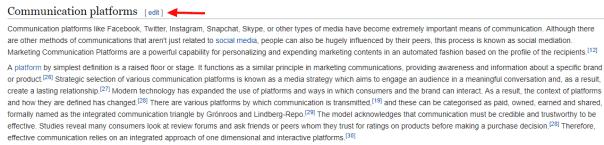 Adding Wikipedia backlinks
