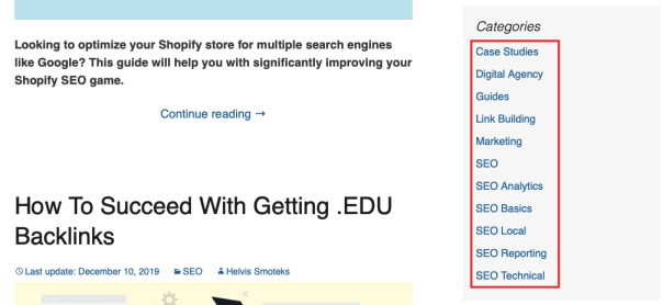 How to get .edu backlinks