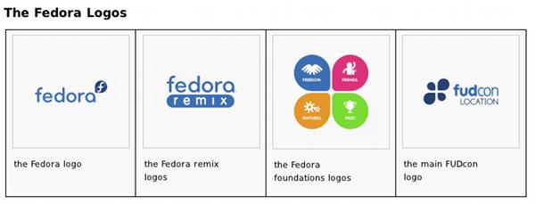 Fedora Logos