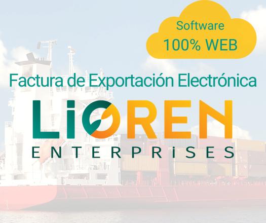 factura de exportación electrónica