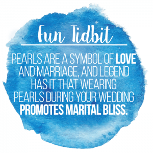 Fact about pearls