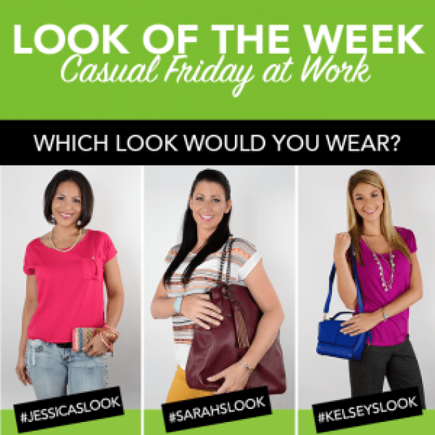Look of the Week - Casual Friday FB
