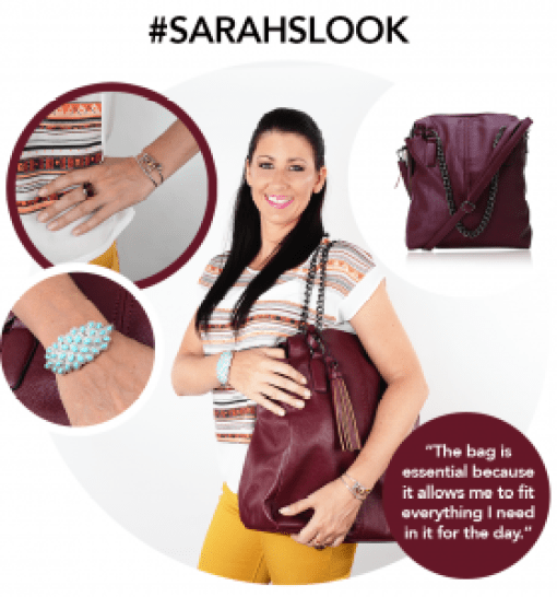Look of the Week - Casual Friday at Work - Sarah