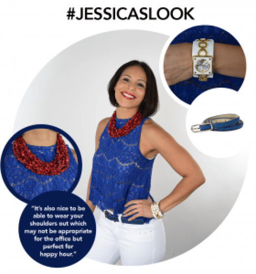 Look of the Week - Girls Night Out - Jessica