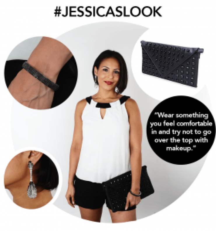 Look of the Week - Summer Date Night - Jessica
