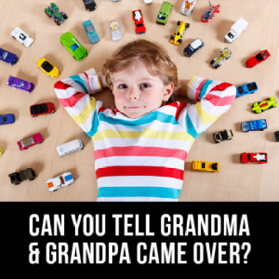 Granparents Day - Toys