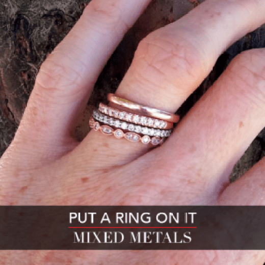 LC Fall Fashion Week - Put A Ring On It - Mixed Metals