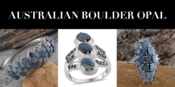 October Birthstone - Opal - Australian Boulder Opal