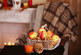Spruce up your home for Fall - Cozy Fall Decor