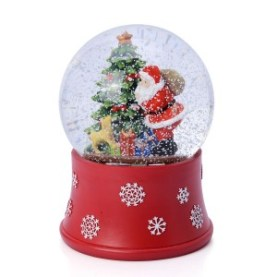 Decorating with Dionne - Holiday Decor - Snowglobe