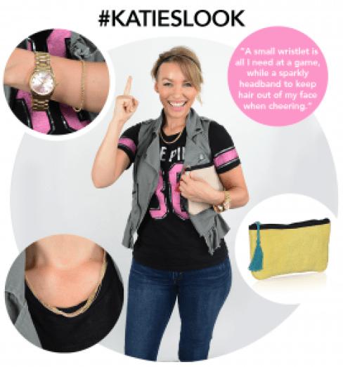 Look of the Week - Tailgating - Katie