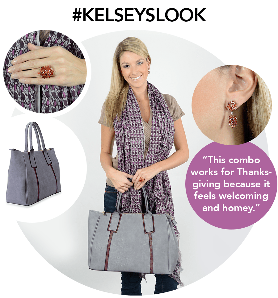 Look of the Week - Thanksgiving Day - Kelsey