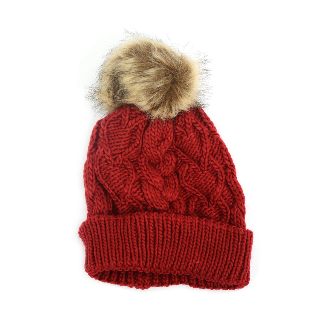 winter accessories - knitted hat