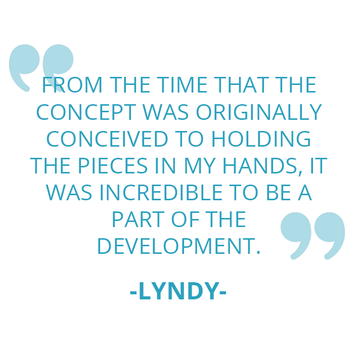 Lyndy Quote