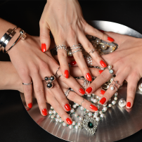 Trendspotter - Spring Trends to Look Out For - stacking rings