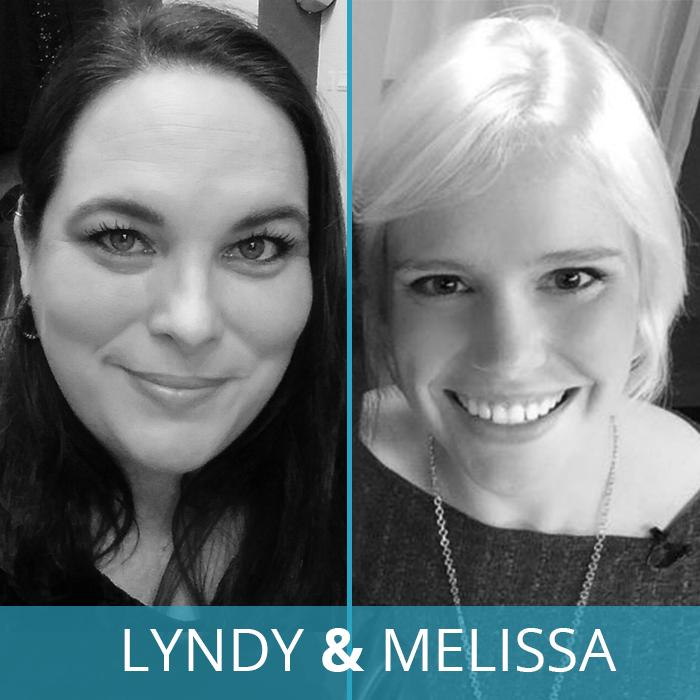 lyndy and melissa new