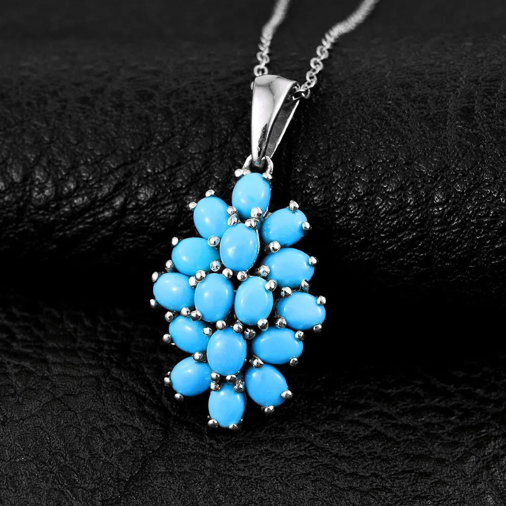 Sleeping Beauty Turquoise Jewelry - Liquidation Channel