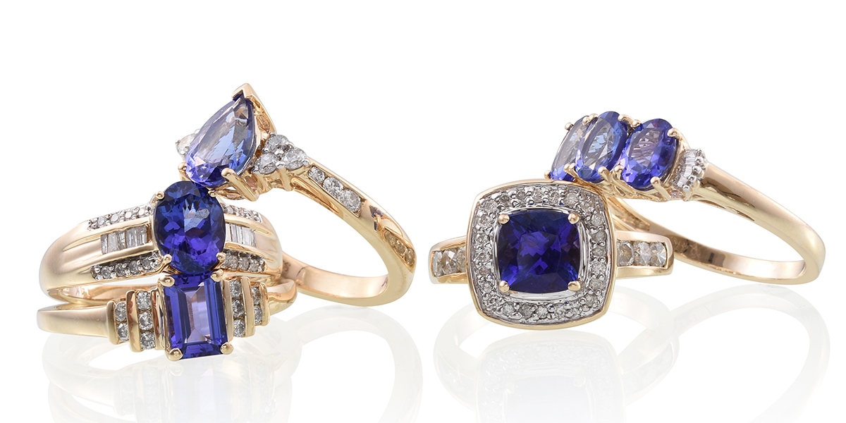5.45 Ct Certified Natural AAA Grade Blue Tanzanite Gemstone Making For Ring NM796