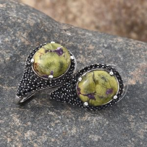 Tasmanian Stichtite is another alternative for lovers of Greenery.
