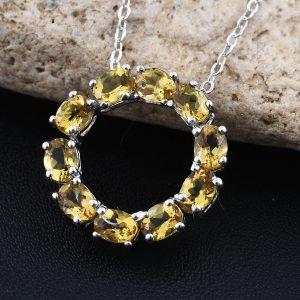 Marialite pendant