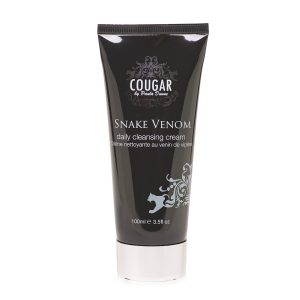 Cougar Beauty Routine: daily cleansing cream