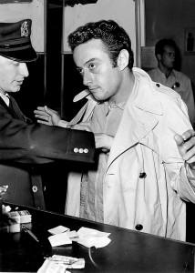 Lenny Bruce arrest 1961 via wikipedia