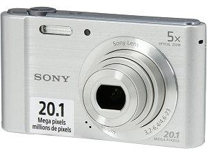 Sony Cyber Shot DSC- W800 wallpaper