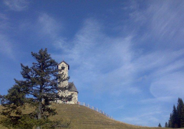 St.Vigil bei Lana in Südtirol