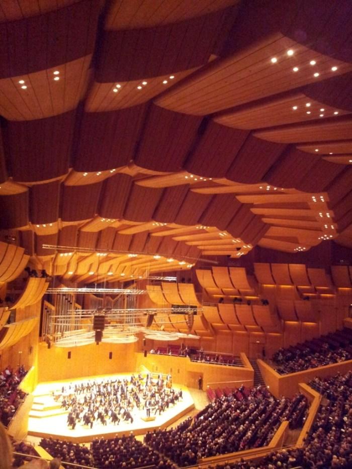 Konzert in der Philharmonie