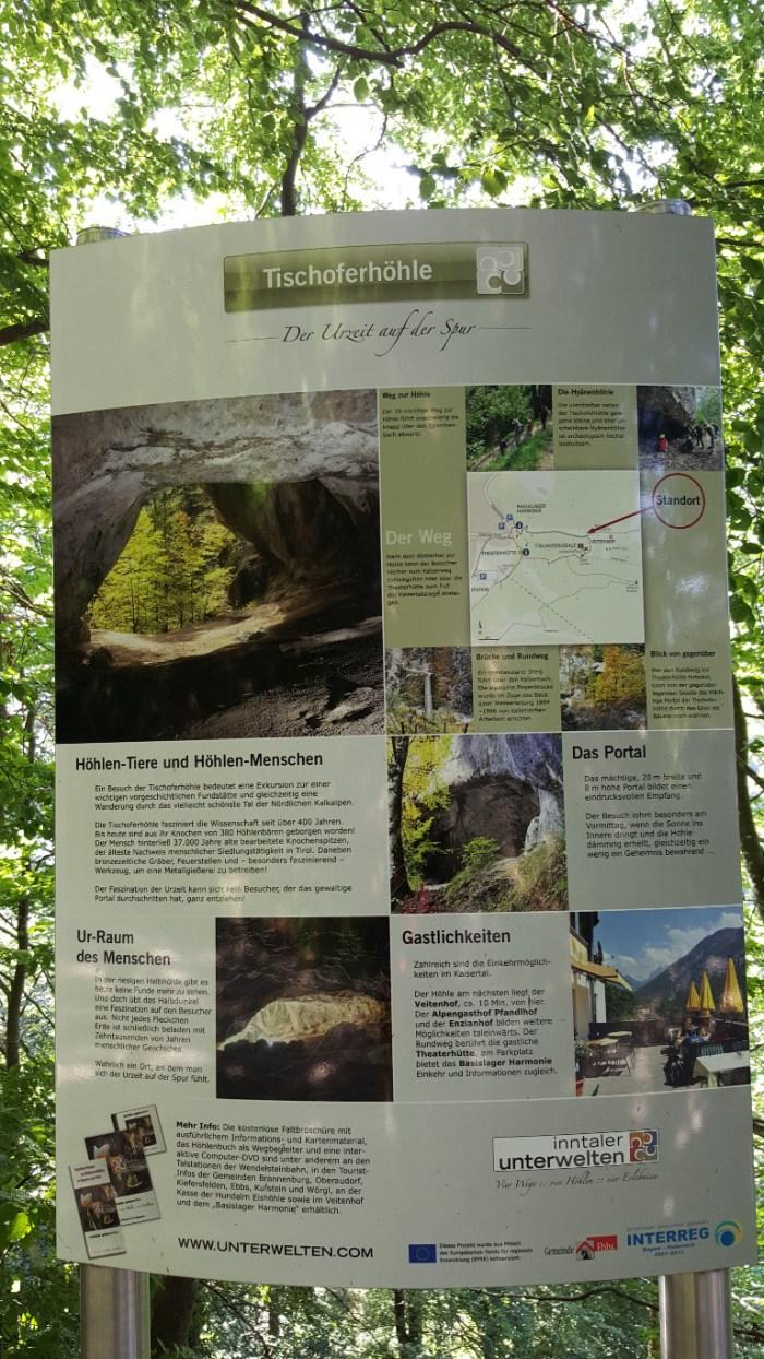 toschhoferhöhle am kaiserstieg