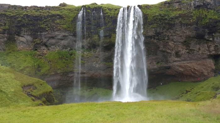 Seljalandsfoss Island Südküste