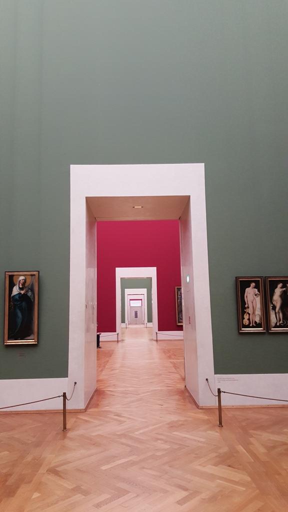 Zeichnen in der Alten Pinakothek