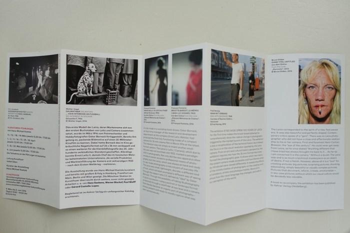 450 fotos bei der leica ausstellung im kunstfoyer