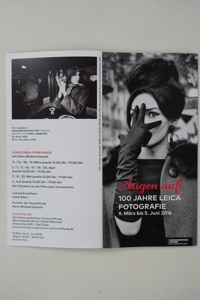 Sehenswerte Ausstellung im Kunstfoyer München
