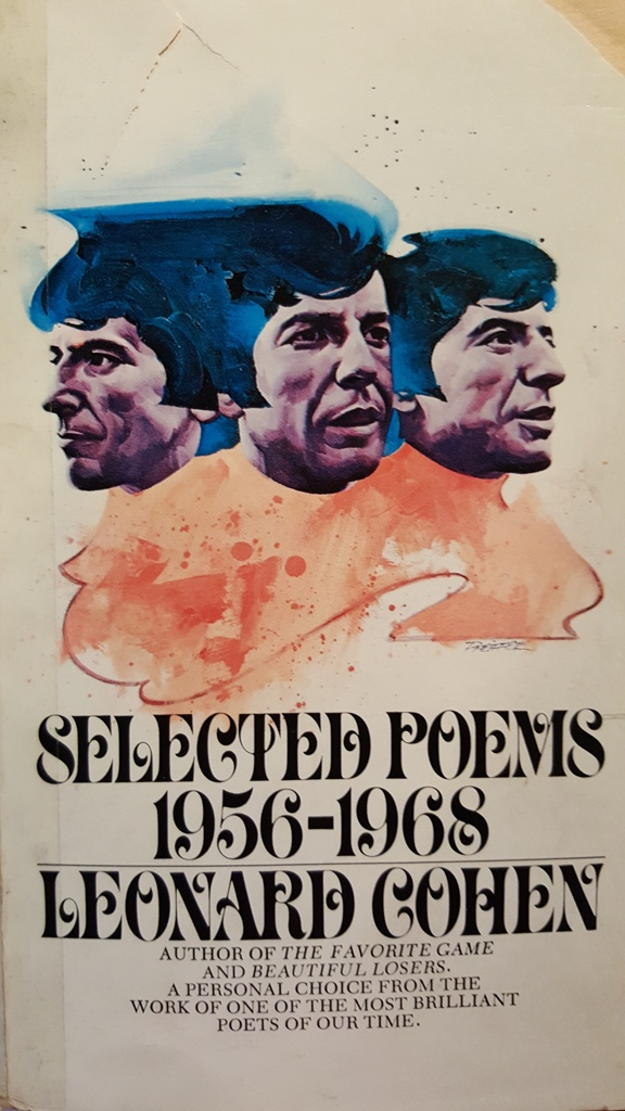 selected poems leonard cohen