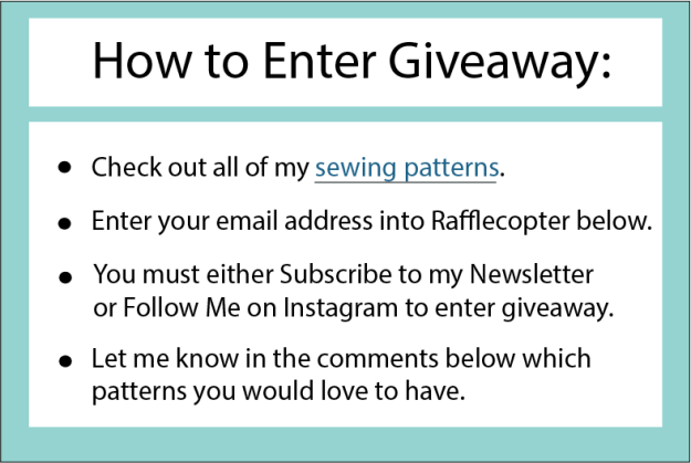 Here's how giveaway works