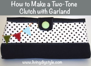 How to Make a Clutch Purse photo