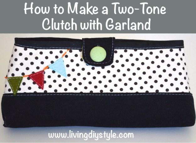How to Make a Clutch Purse photo