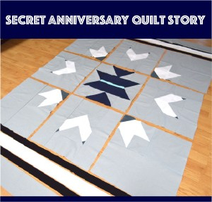 Anniversary Quilt Cover Photo2