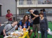 Masa, mike, me, Kyle and Asuka